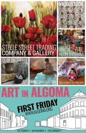 Algoma First Friday Ad 4